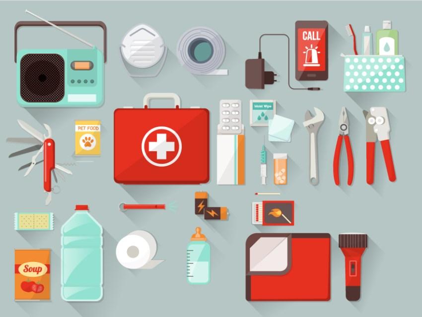 Croatia earthquake preparedness kit