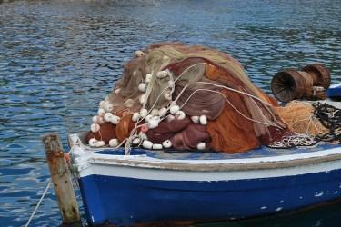 Fishing business in Croatia