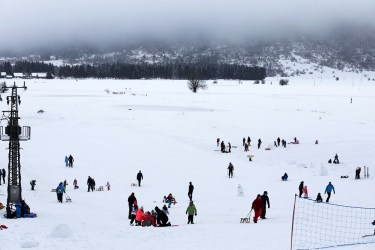 Best spots in Croatia to go sledding PLUS where to buy one and winter vocabulary