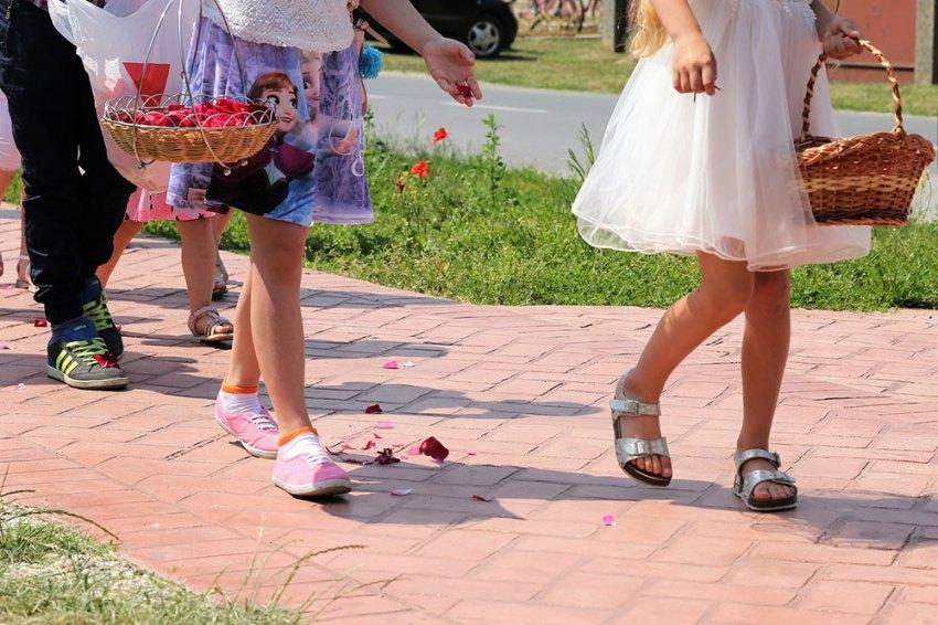 Holiday of Tijelovo (Corpus Christi) in Croatia