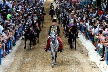 Sinjska alka – Croatia's annual knightly competition in Sinj