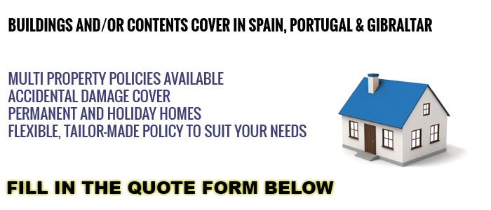 Buildings And Contents Insurance