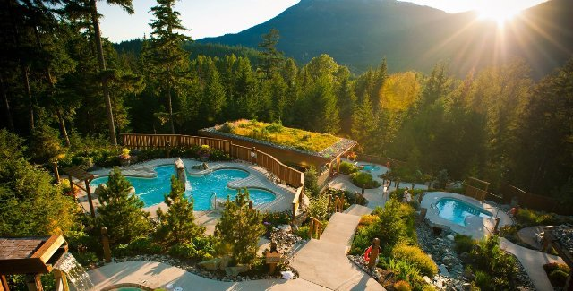 Scanidave Spa in Vancouver