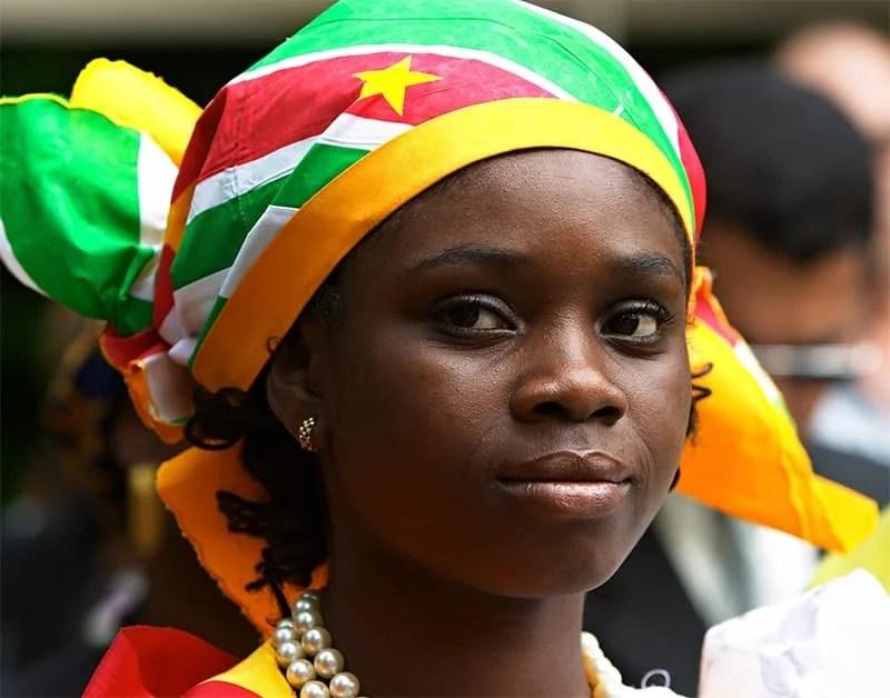 Suriname women