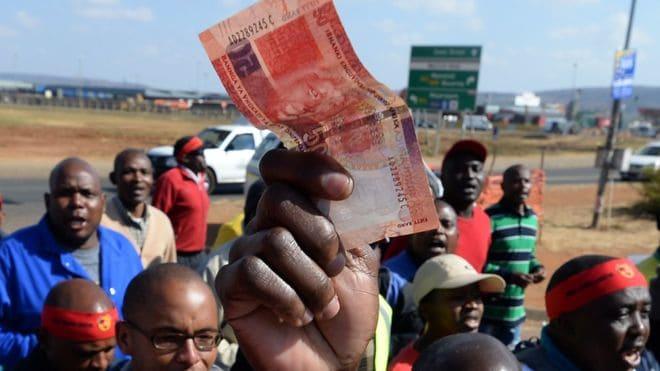 South Africa Econoy