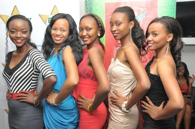 Beautiful Tanzania Girls