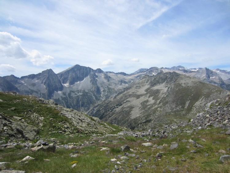 pyrenees port de vielha