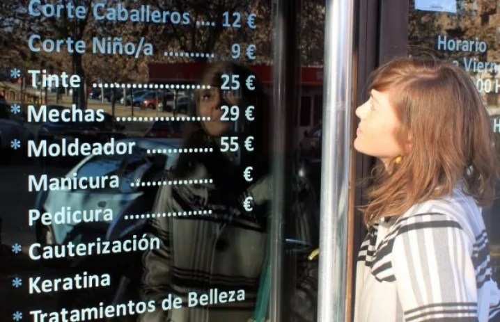 getting a haircut in madrid