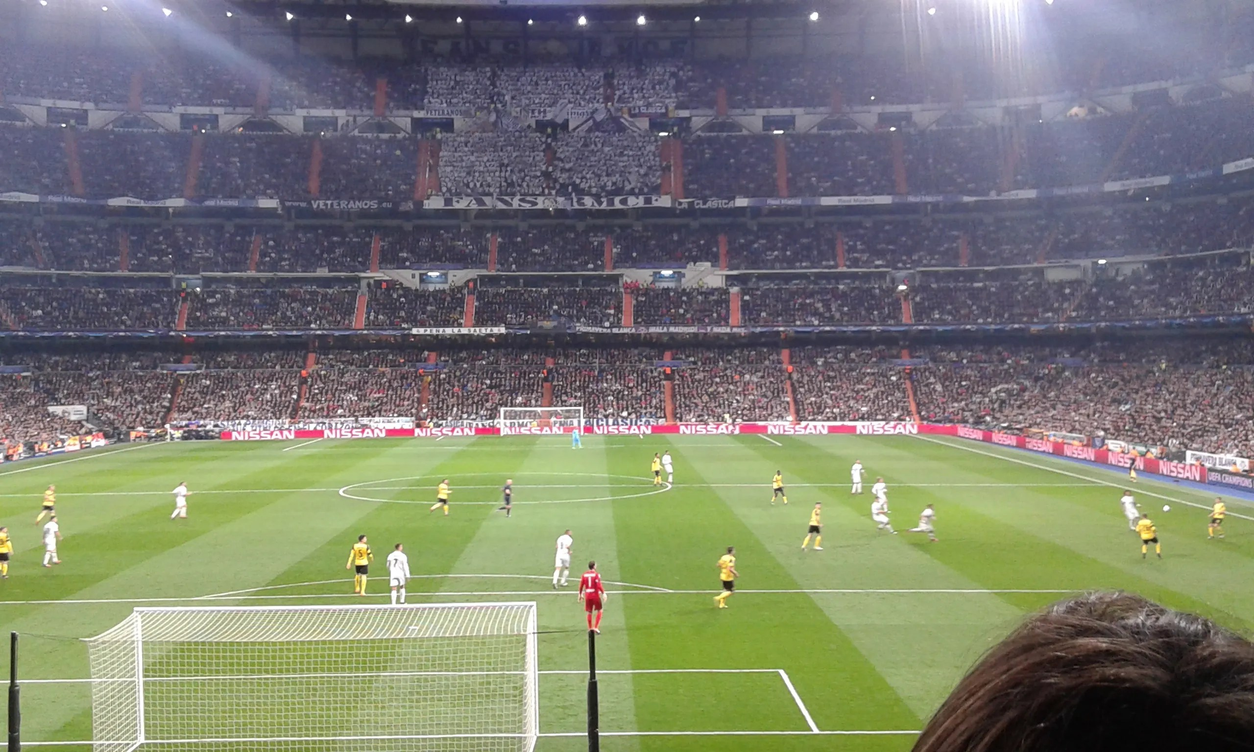 why you should go to a real madrid match