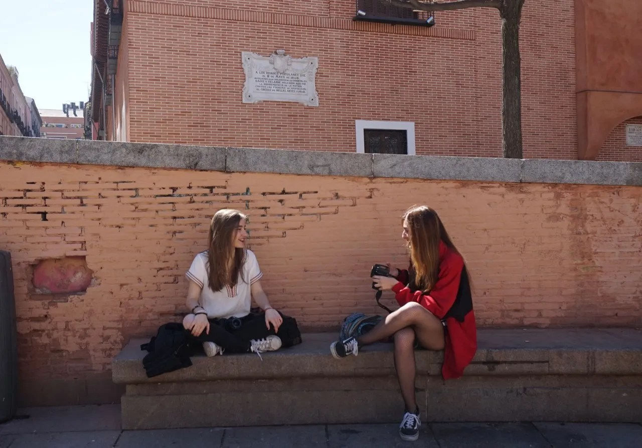 madrid in love and dating a spanish girl