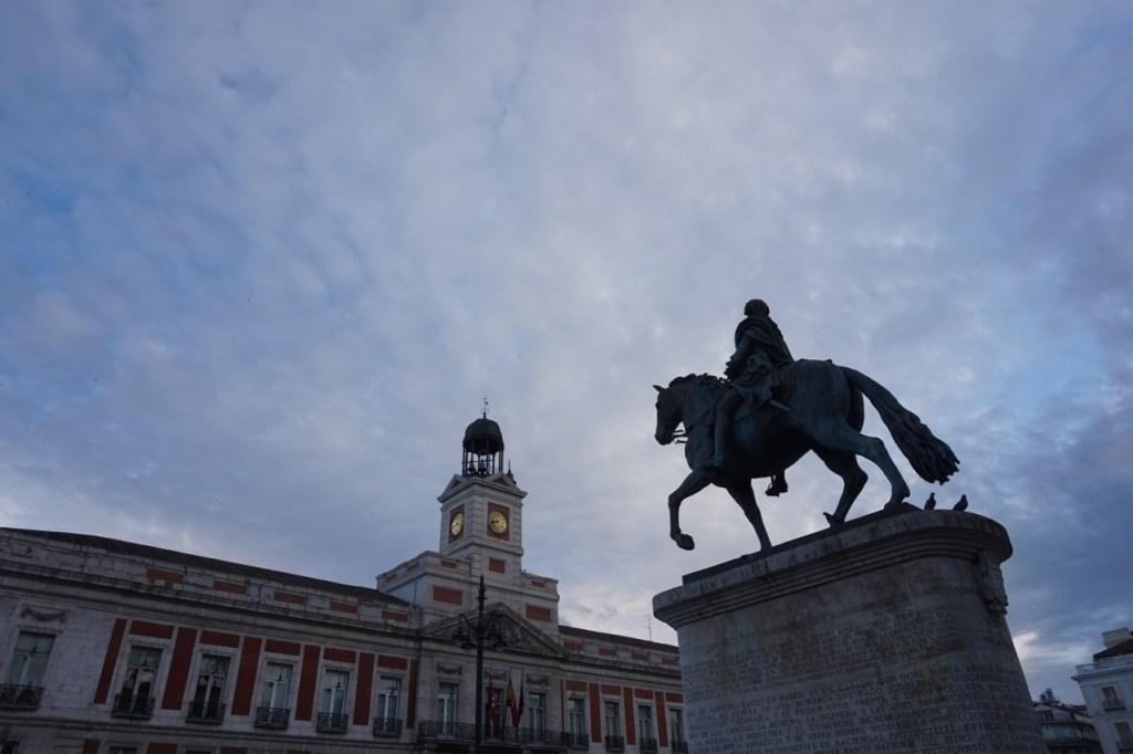 teaching english in Madrid, Spain