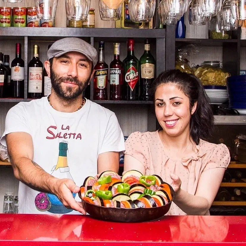 refugee food festival madrid 2019