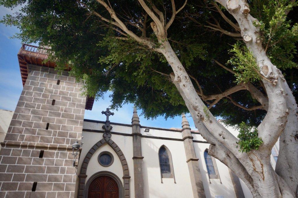 church santa brígida