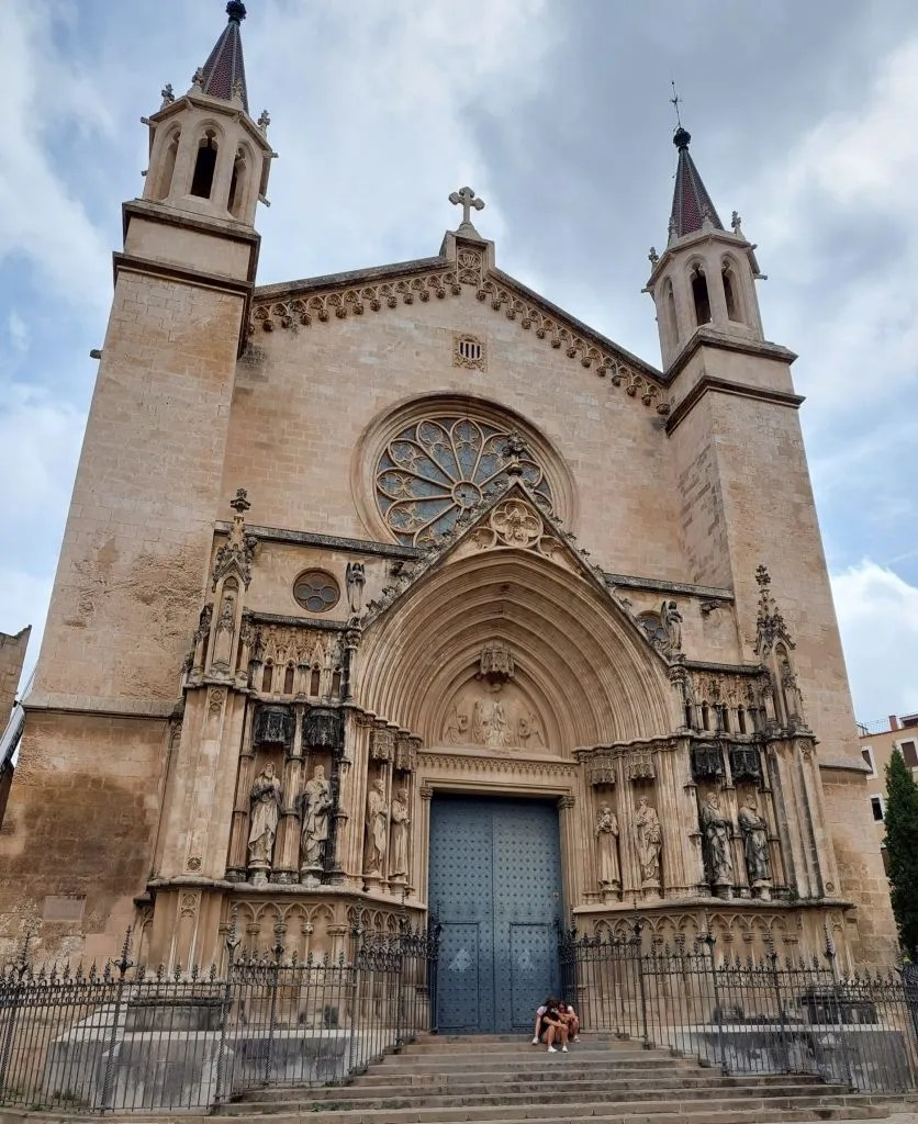 basilica de santa maria vilafranca de penedes