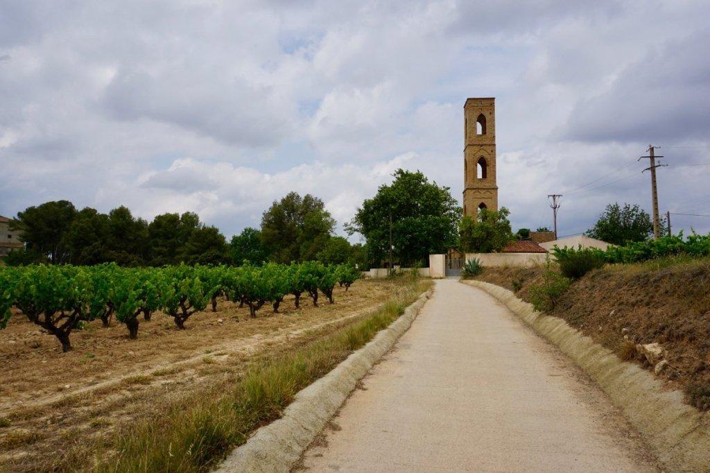 outside vilafranca de penedes