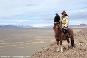 Western Mongolia and Eagle Hunting Tours Mongolia