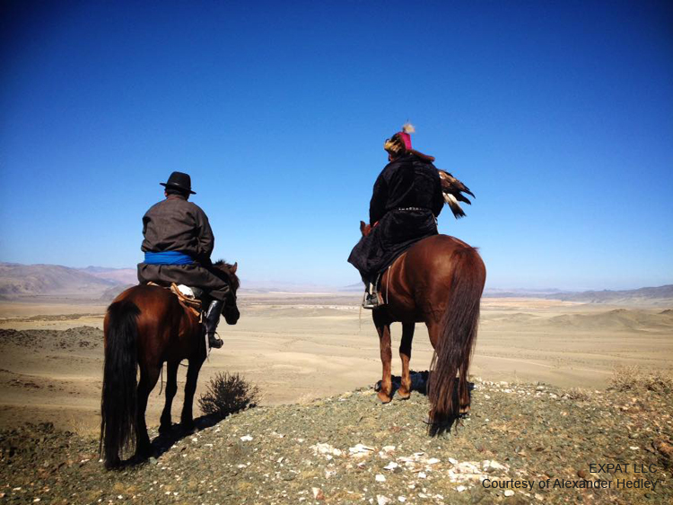 Autumn Fall Tours Mongolia