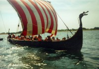 Danish Viking Ship