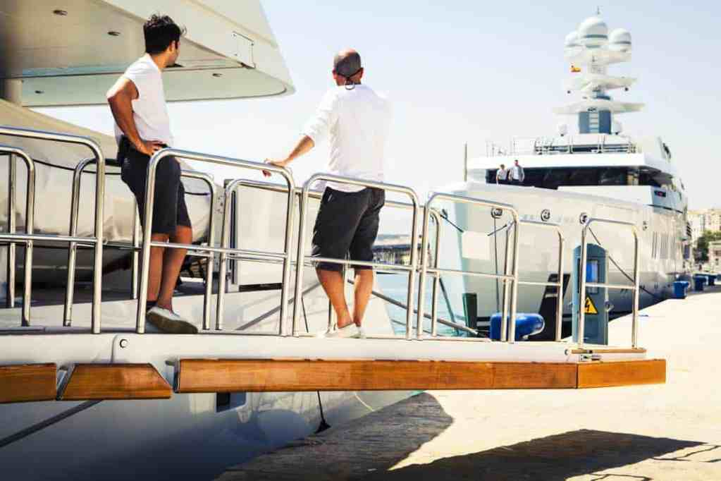 super-yacht crew - is my income tax-free