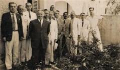 Caravana da Fraternidade: criada após a formalização do denominado Pacto Áureo, da FEB, visitou várias regiões do Brasil.