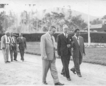 Chico Xavier e o médium Pietro Ubaldi