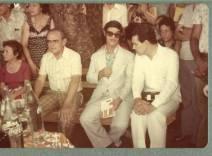 Divaldo e Chico em 1978