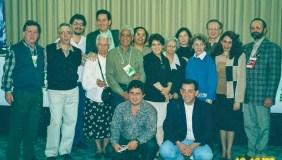 Congresso da Confederação Espírita Pan-americana, Porto Alegre, em 2000.