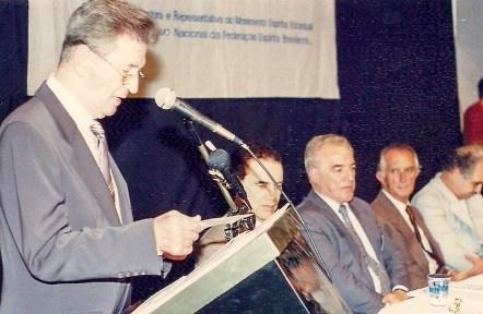 Atílio Campanini: atuou por muitos anos na USE, União das Sociedades Espíritas do Estado de São Paulo, da qual foi presidente por dois mandatos.