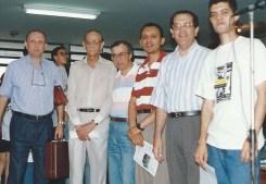 Comecap, São Paulo: entre outros, Ary Lex, Wilson Garcia, Mauro Spinola, César Perri.