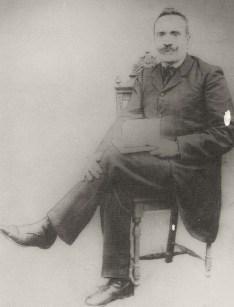 Fernando de Lacerda, médium português.