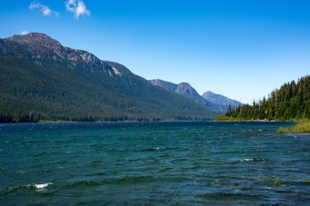 Strathcona Provincial Park - Buttle Lake