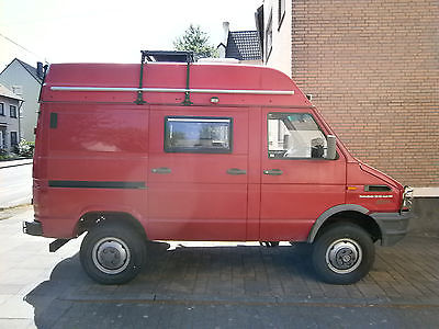 SOLD – Iveco Daily 40-10 Allrad – Germany