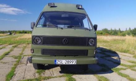 SOLD – Hi-Top VW T3 Syncro 1.9TD – Germany – €6500