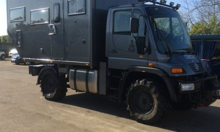 SOLD – Unimog Expedition Vehicle – Fully Kitted Out – Uk – £80,000ono