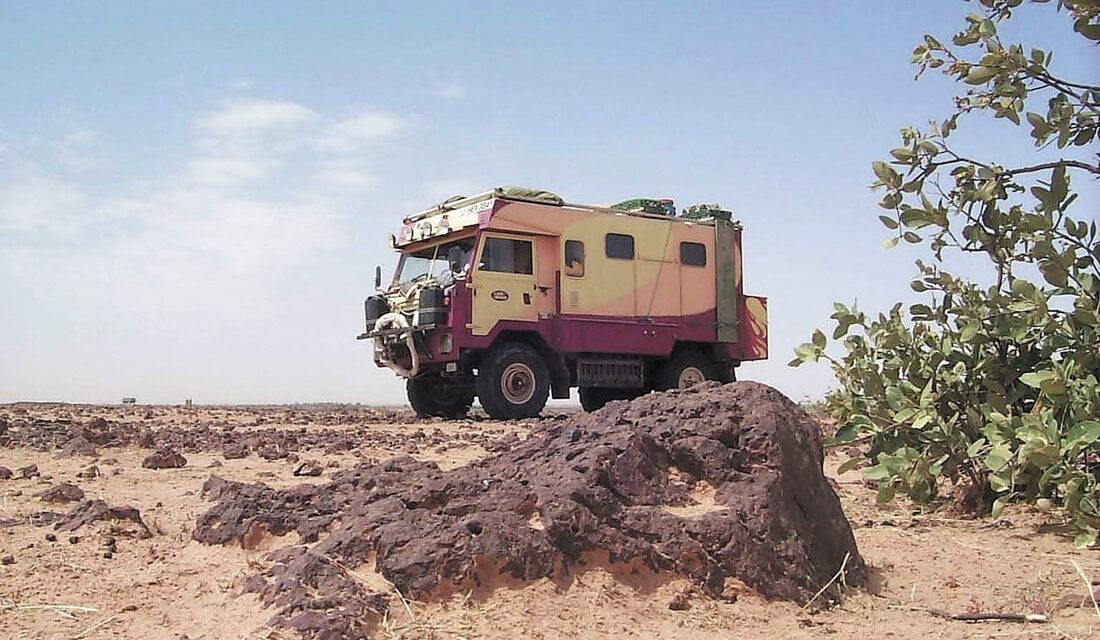 Land Rover 101 Forward Control Expedition Camper – £12500 – Spain