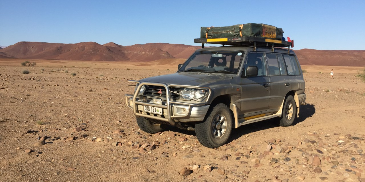 SOLD Fully Equipped Overland 4×4 Mitsubishi Pajero – South Africa – US$9500