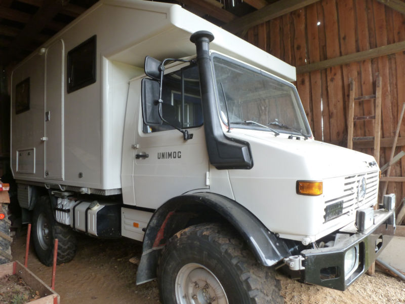 Mercedes Benz Unimog Full Camper - Germany - €47,000