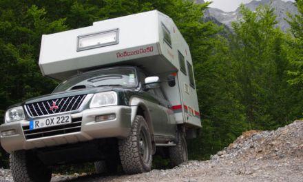 Bimobil Husky Mistubishi L200 – Germany – €23,800