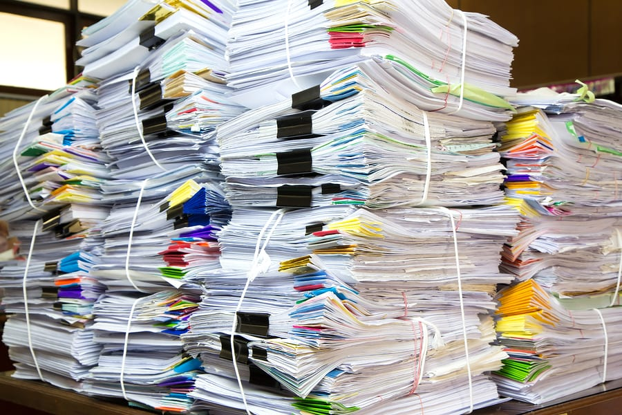 Paper Reports Just Aren't Cost Effective