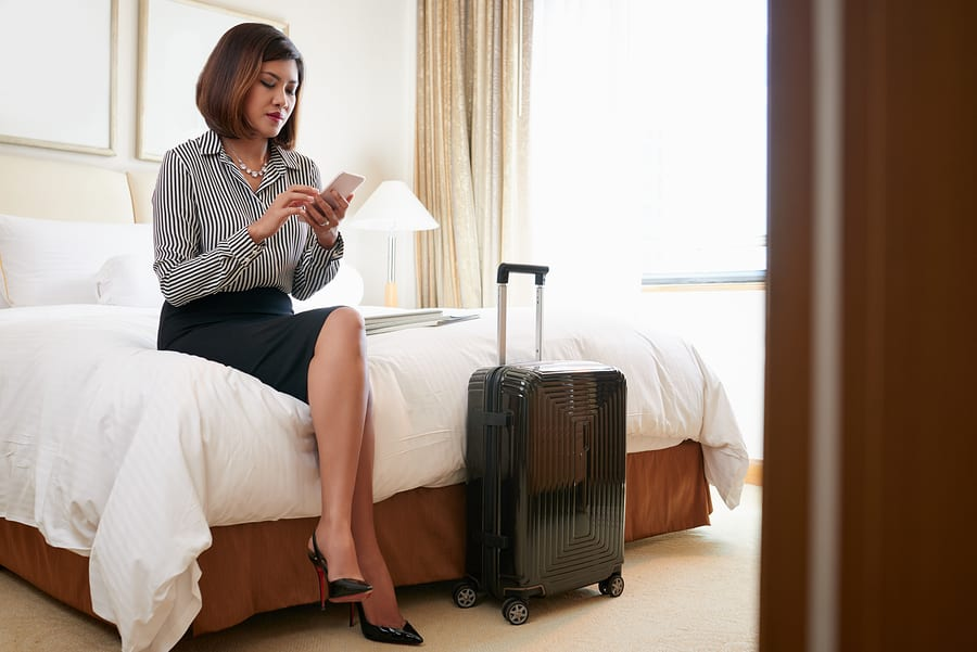 An Expense App Is A Plus For Any Business Trip