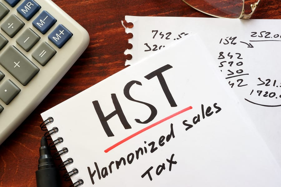 Accounting For Canadian Sales Tax