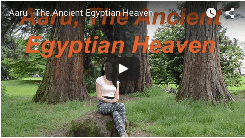 Aaru - The Ancient Egyptian Heaven
