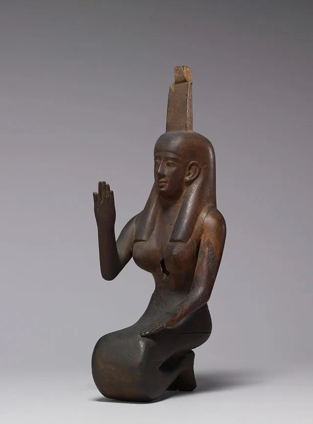 Nephthys Statue - Walters Art Museum