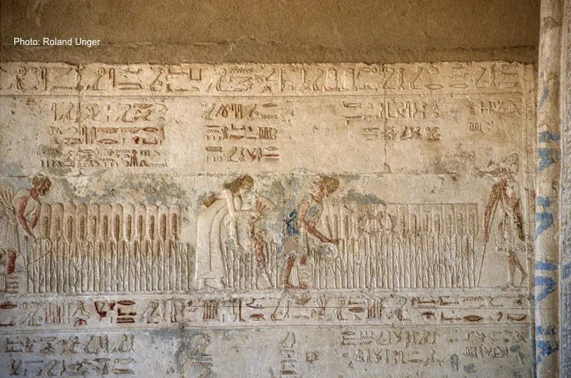 How Ancient Egyptian Clothing Was Made and Maintained
