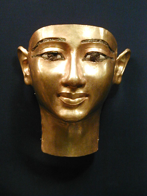 Ancient Egyptian Masks - General Wendjebauendjed