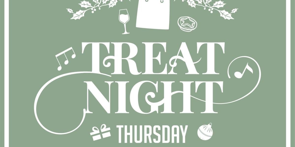 Thursday Treat Night, Alive after five, Enniskillen, Magee Family Band, Enniskillen BID,