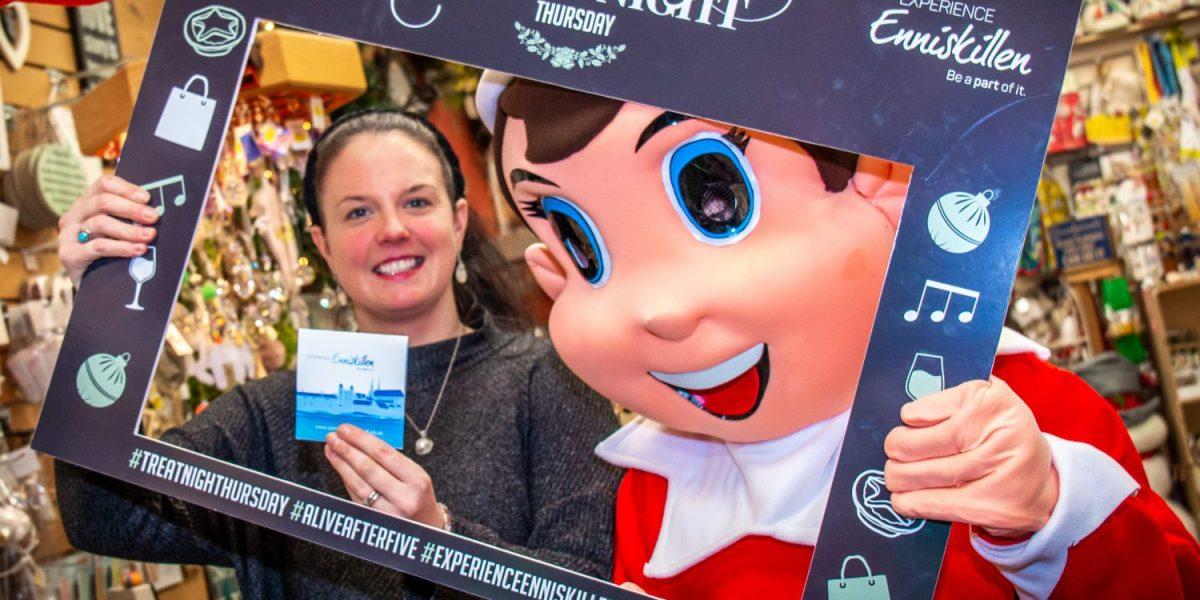Enniskillen Gift Card, Enniskillen BID, Experience Enniskillen, Enniskillen, Fermanagh, support local businesses,