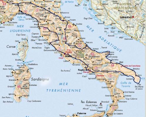 Voyage Italie Du Sud Circuit Location Appartement Vacances