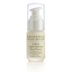 Éminence Lilikoi Light Defense Face Primer SPF 23