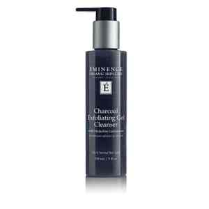 Éminence Charcoal Exfoliating Gel Cleanser